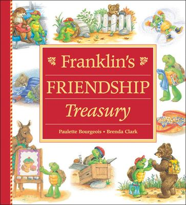 Cover image for Franklin's friendship treasury