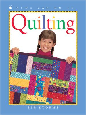 Cover image for Quilting