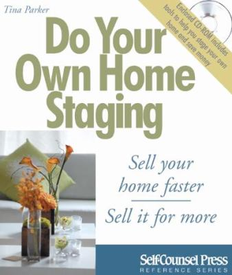 Cover image for Do your own home staging