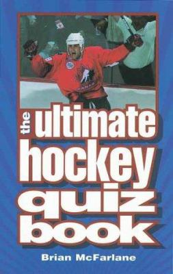 Cover image for The ultimate hockey quiz book
