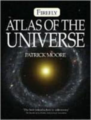 Cover image for Firefly atlas of the universe