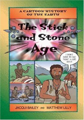 Cover image for The stick and Stone Age