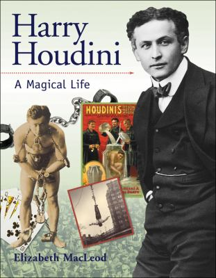 Cover image for Harry Houdini : a magical life