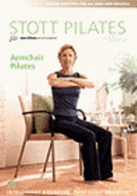 Cover image for Armchair pilates