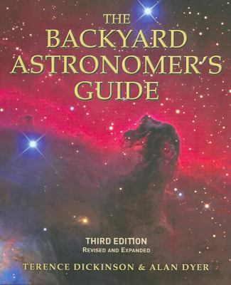 Cover image for The backyard astronomer's guide
