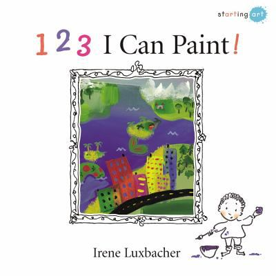 Cover image for 123 I can paint