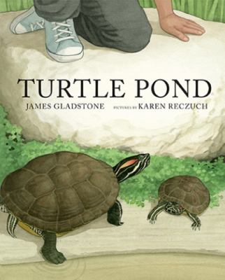 Cover image for Turtle pond