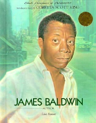 Cover image for James Baldwin
