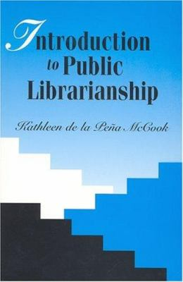 Cover image for Introduction to public librarianship