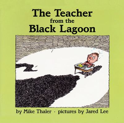 Cover image for The teacher from the black lagoon