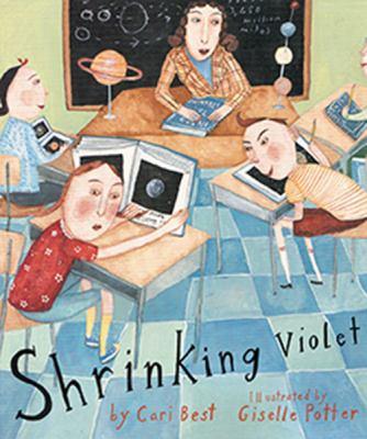 Cover image for Shrinking Violet