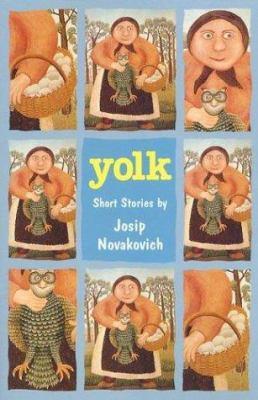 Cover image for Yolk : short stories