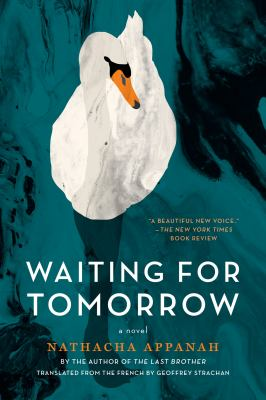 Cover image for Waiting for tomorrow : a novel