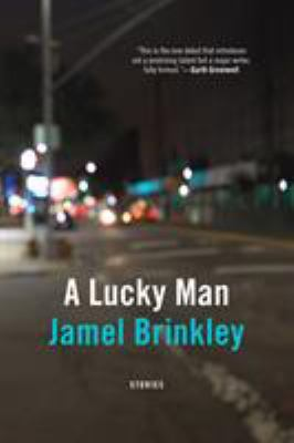 Cover image for A lucky man : stories