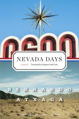 Cover image for Nevada days : a novel