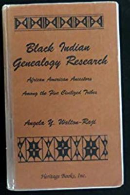 Cover image for Black Indian genealogy research