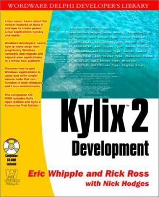Cover image for Kylix 2 development