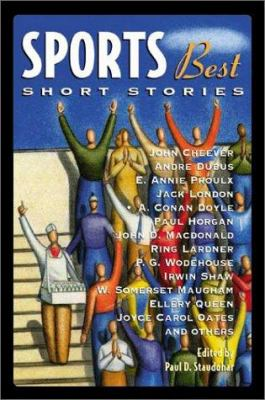 Cover image for Sports best short stories