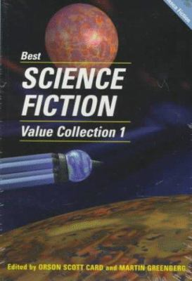 Cover image for Best science fiction value collection. 1
