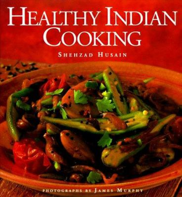 Cover image for Healthy Indian cooking