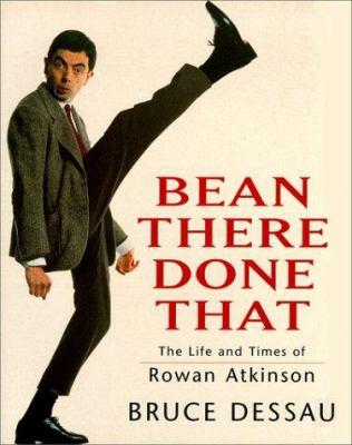 Cover image for Rowan Atkinson