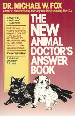 Cover image for The new animal doctor's answer book