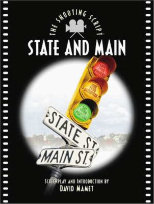 Cover image for State and Main : the shooting script