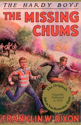 Cover image for The missing chums