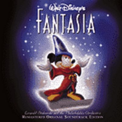 Cover image for Walt Disney's Fantasia
