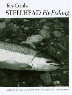 Cover image for Steelhead fly fishing