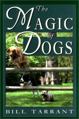Cover image for The magic of dogs