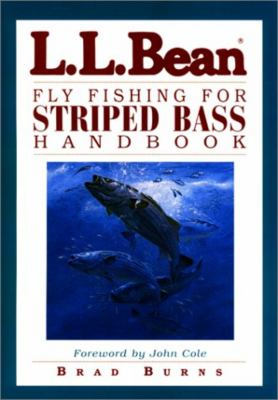 Cover image for L.L. Bean fly fishing for striped bass handbook