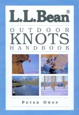 Cover image for L.L. Bean outdoor knots handbook