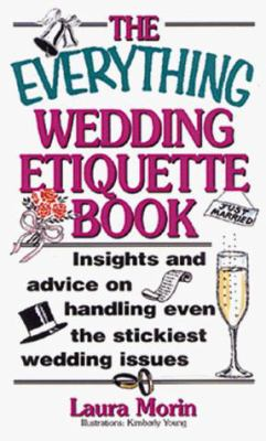 Cover image for The everything wedding etiquette book