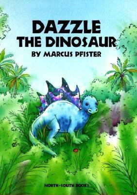 Cover image for Dazzle the dinosaur