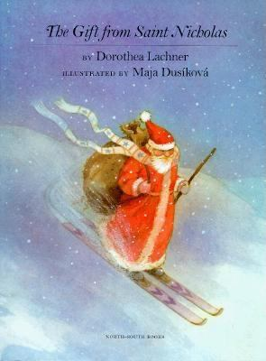 Cover image for The gift from Saint Nicholas