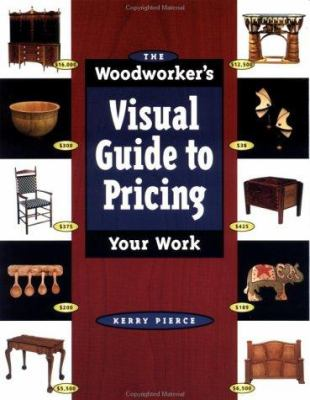 Cover image for The woodworker's visual guide to pricing your work