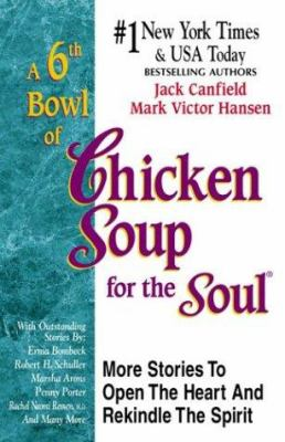 Cover image for The best of a 6th bowl of chicken soup for the soul