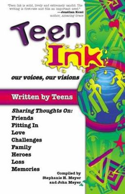 Cover image for Teen ink : our voices, our visions