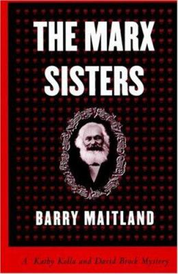Cover image for The Marx sisters