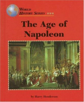 Cover image for The age of Napoleon