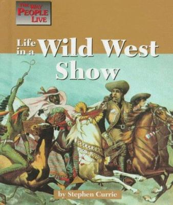 Cover image for Life in a wild west show