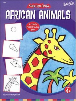 Cover image for African animals