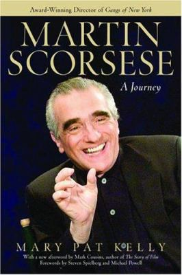 Cover image for Martin Scorsese : a journey