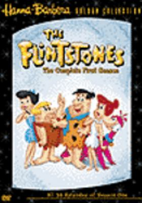 Cover image for The Flintstones. The complete first season