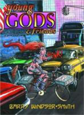 Cover image for Young gods & friends
