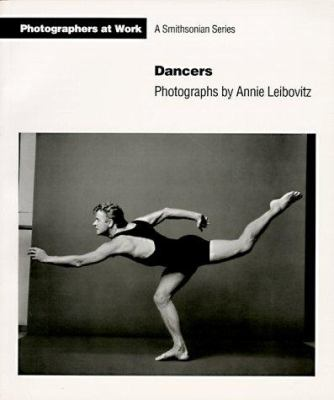 Cover image for Dancers : photographs
