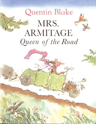 Cover image for Mrs. Armitage : Queen of the road