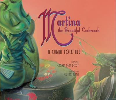 Cover image for Martina, the beautiful cockroach : a Cuban folktale