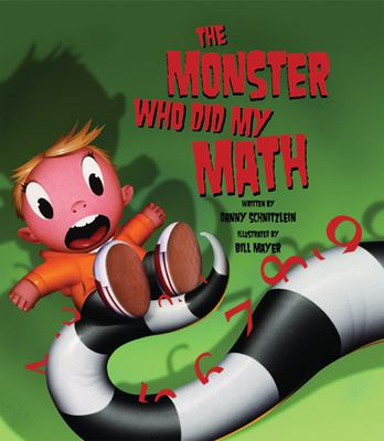 Cover image for The monster who did my math